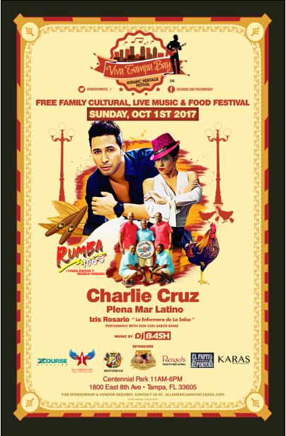 ViVa Tampa Bay Hispanic Heritage Festival