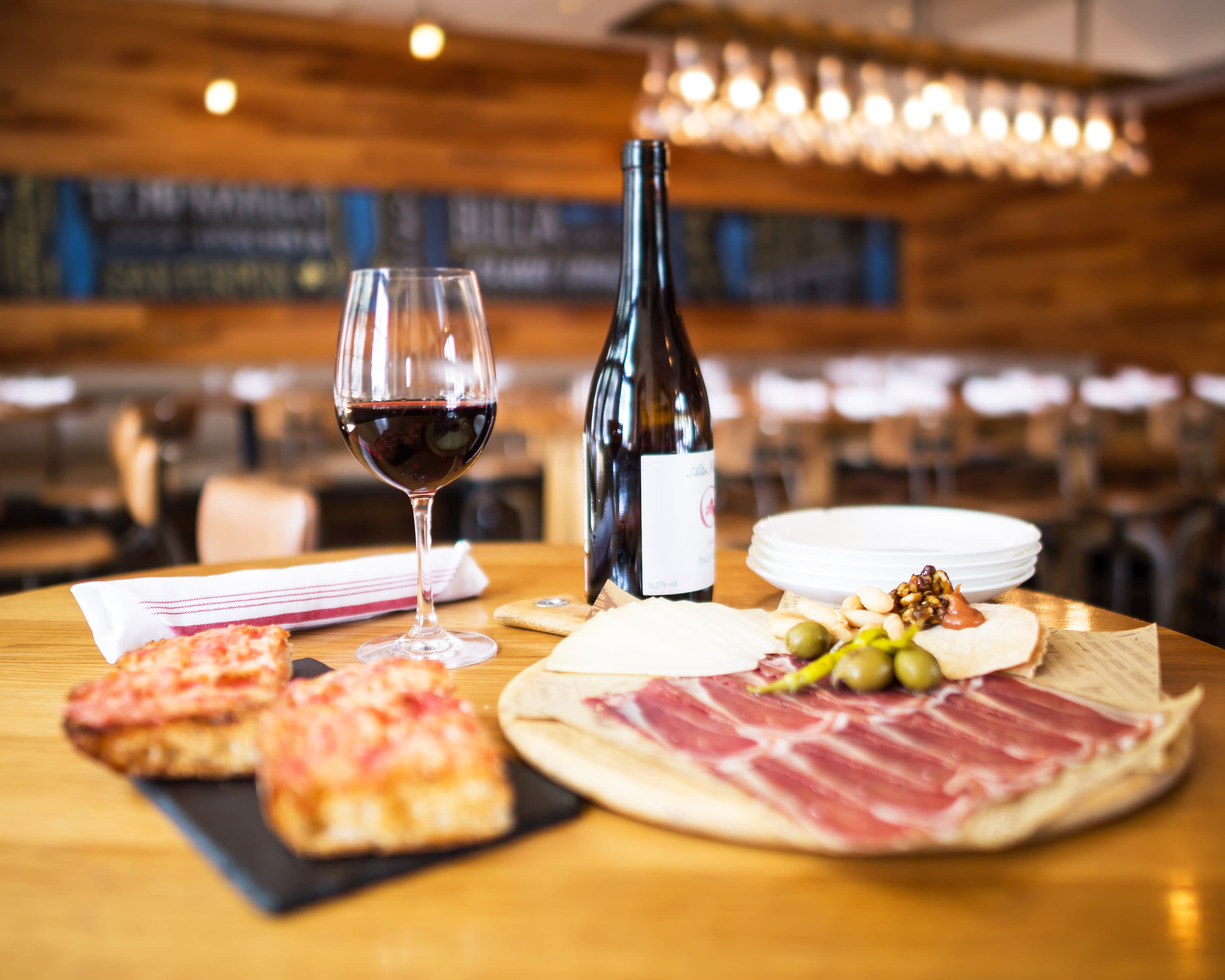 Bulla Gastrobar Wine Dinner Features Spanish-Inspired Food and Wines from Spain's Acclaimed Ribera del Duero and Rueda Regions