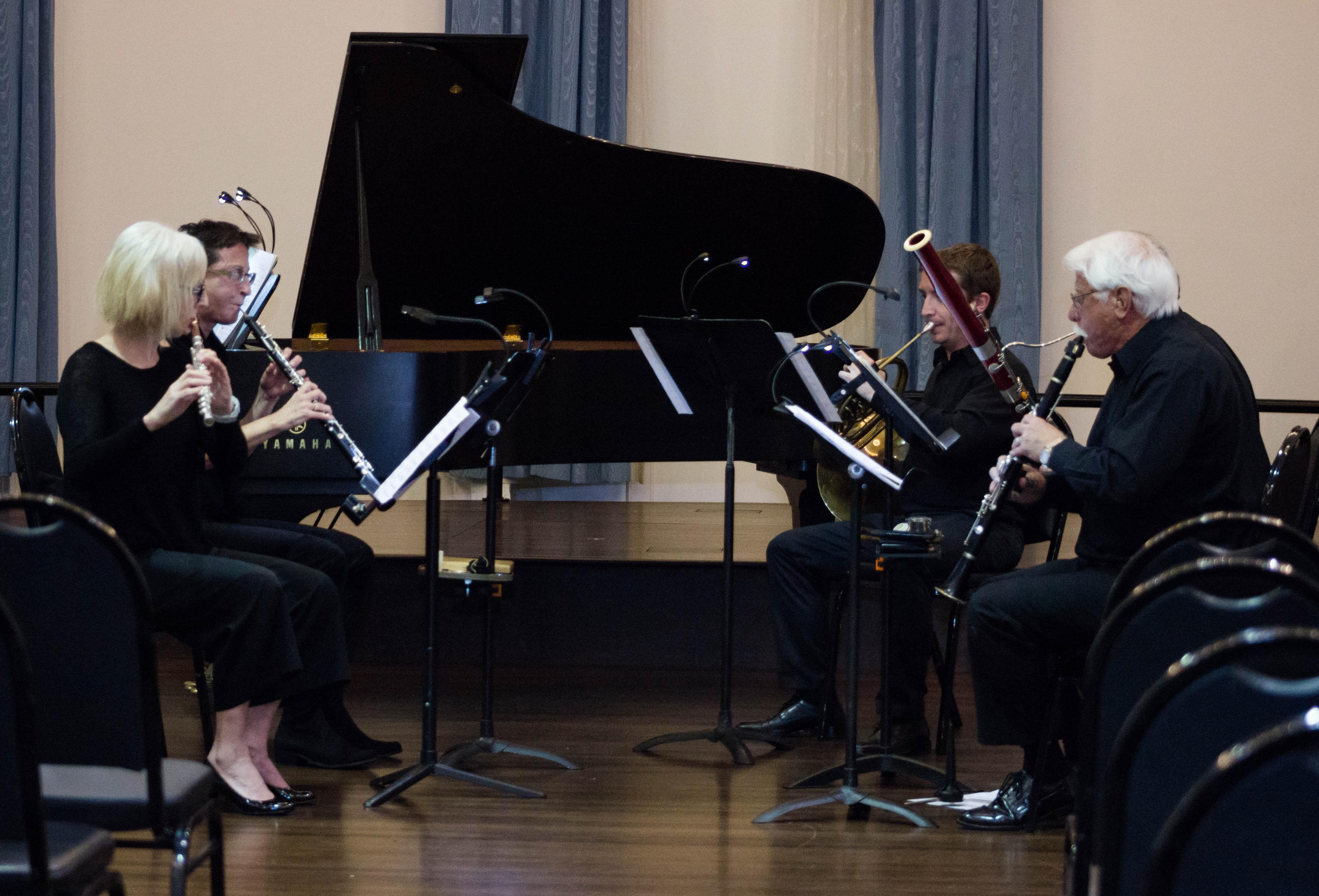 Faculty Recital: Trio de Minaret