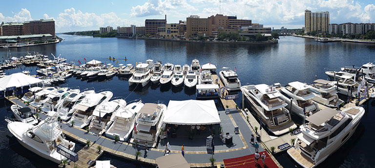2017 Tampa Boat Show