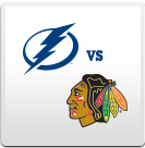 Tampa Bay Lightning vs Chicago Blackhawks