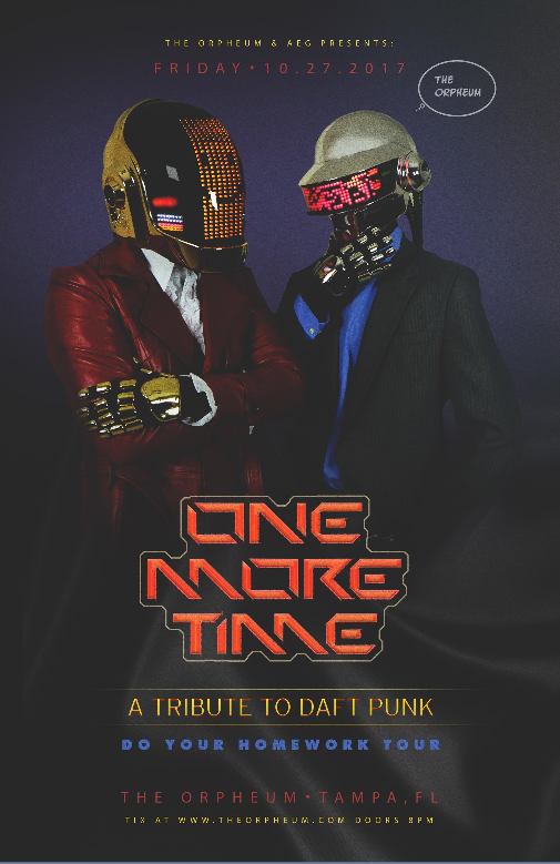 One More Time: A Daft Punk Tribute