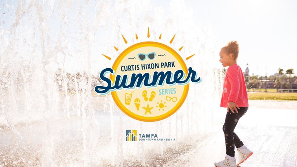 Summer Series in Curtis Hixon Park