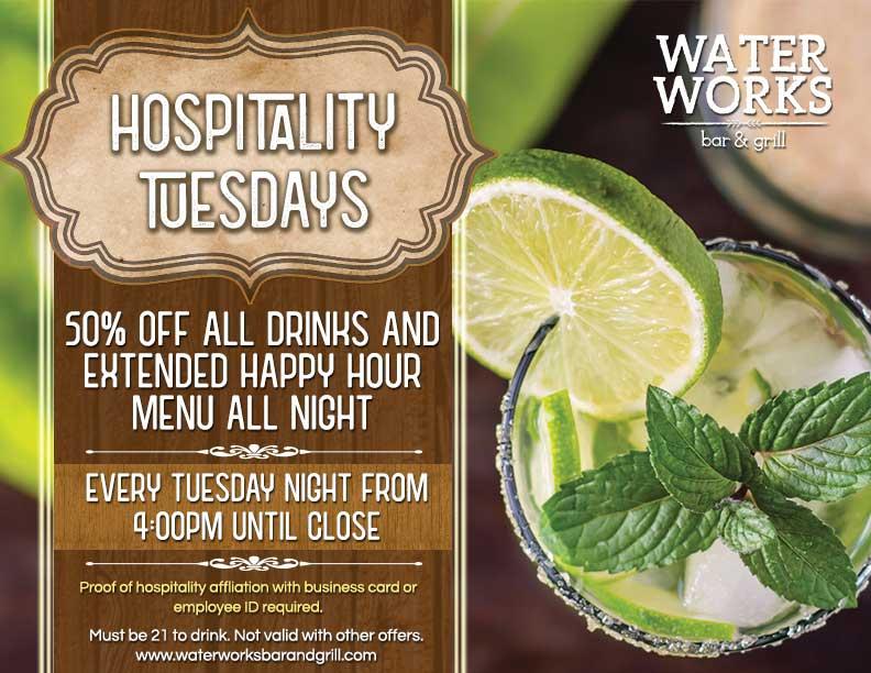 Hospitality Tuesdays