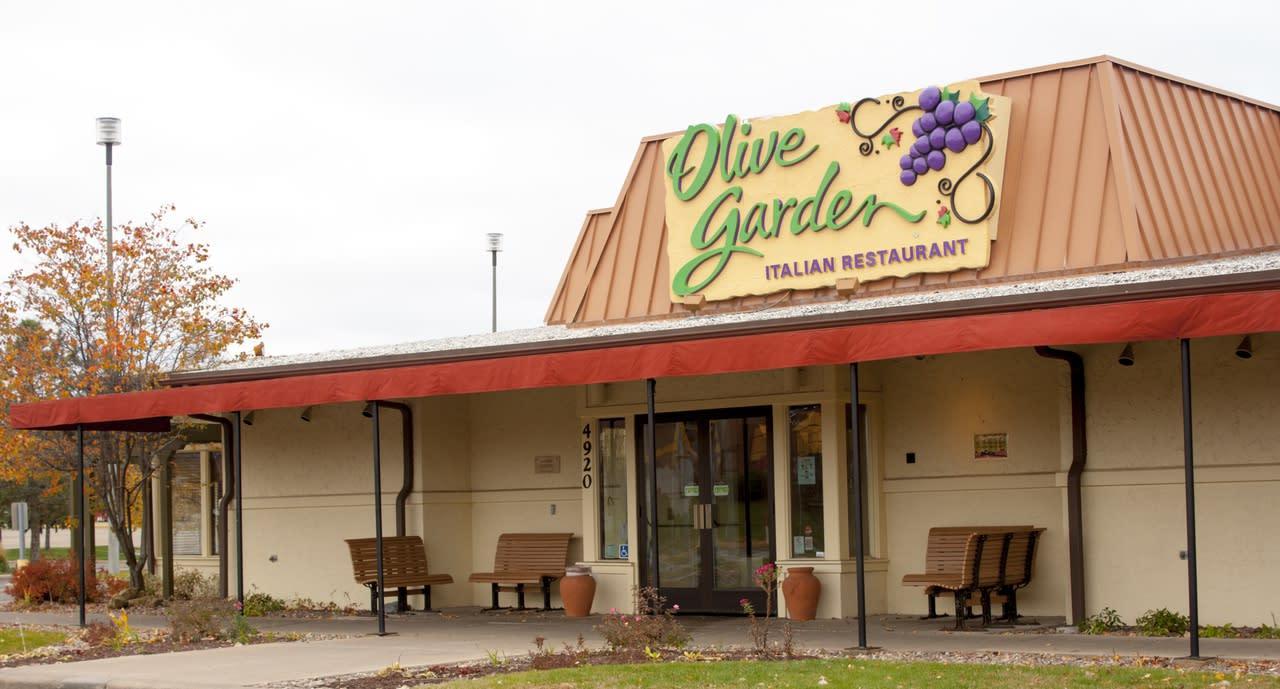 Olive Garden - Eau Claire, WI