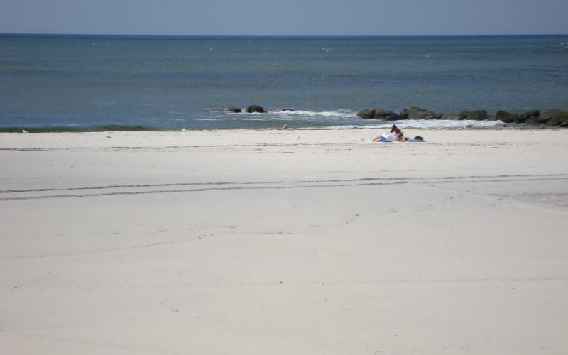 Beaches In New York