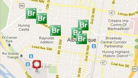 Breaking Bad Filming Locations Albuquerque