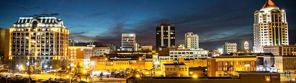 Downtown Roanoke Parking Roanoke VA