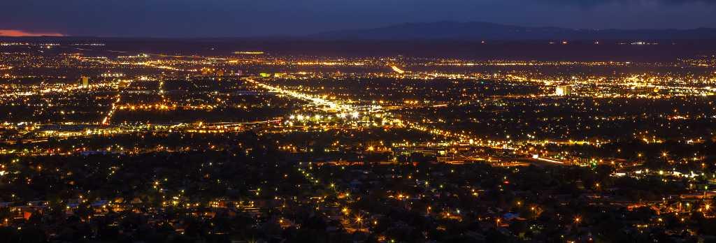 Albuquerque Map Albuquerque NM Map