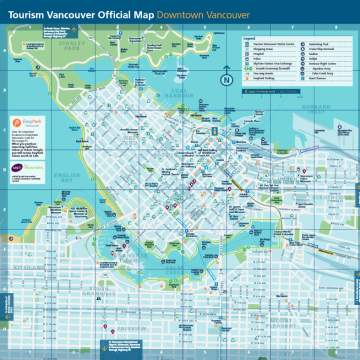 Bowen Island Bus Route Map