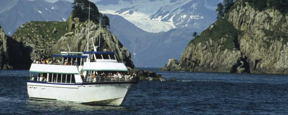 Kenai Fjords National Park Visit Anchorage