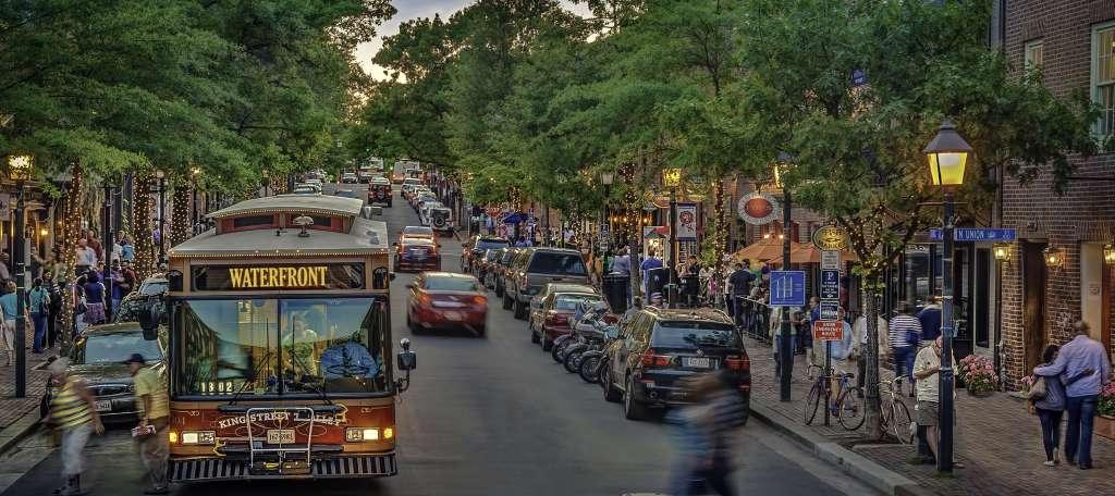 Free King Street Trolley Visit Alexandria