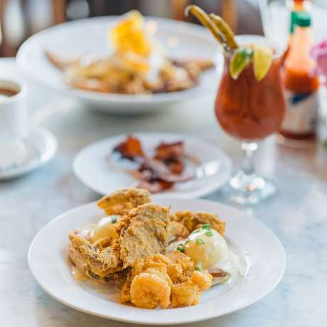 Bridal Showers and Wedding Brunches New Orleans