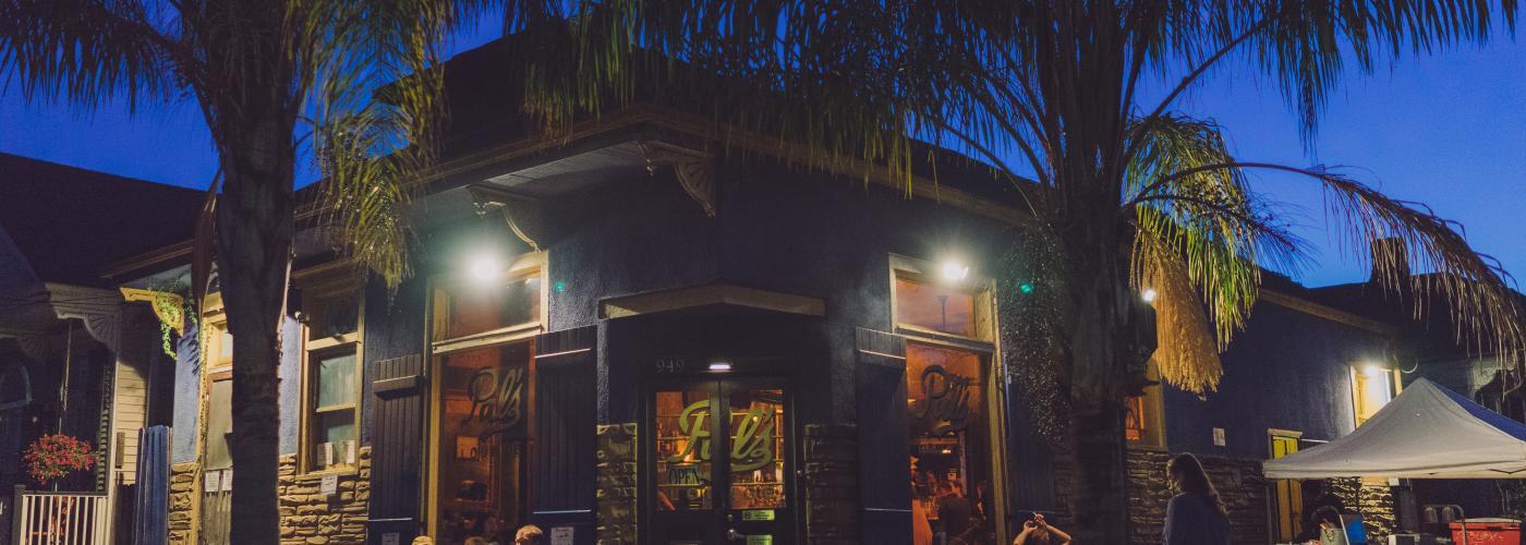 Esplanade Ridge Bars New Orleans