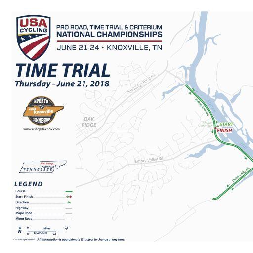 Race Routes