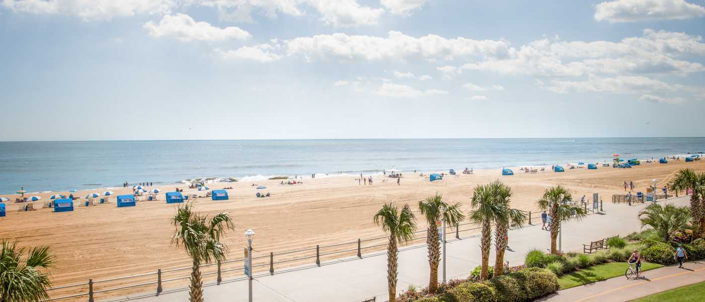 Virginia Beach Oceanfront Find Hotels Dining Entertainment