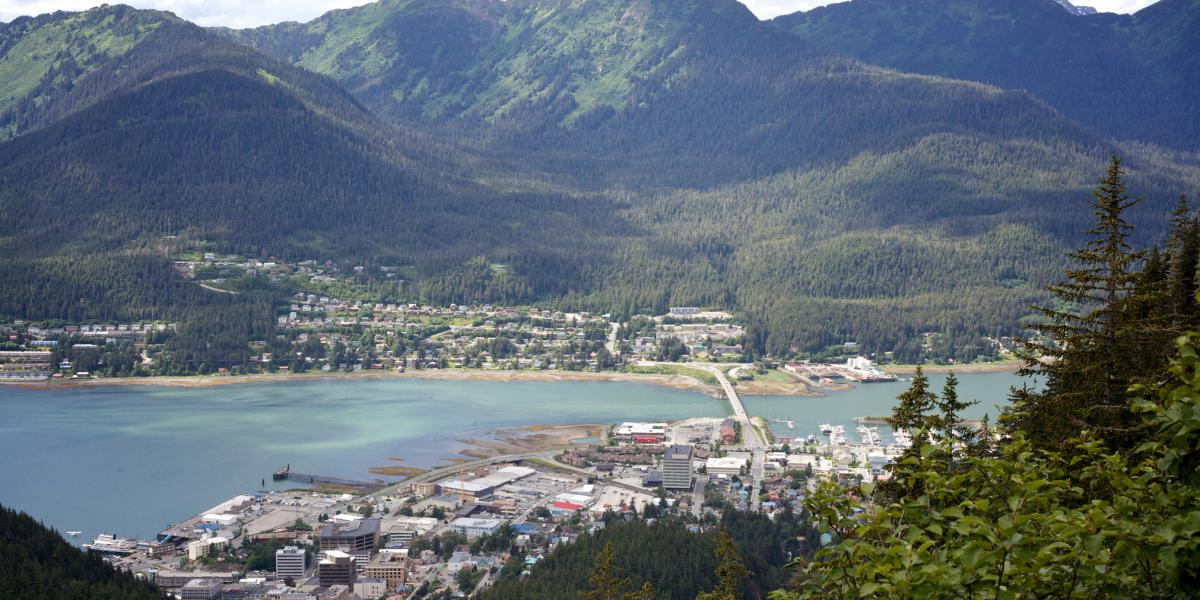 Maps of Juneau and Surrounding Areas Juneau CVB