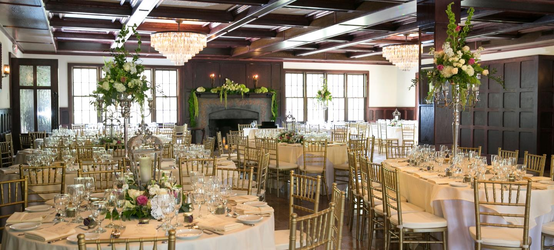 Bucks County Pennsylvania Indoor Wedding Venues
