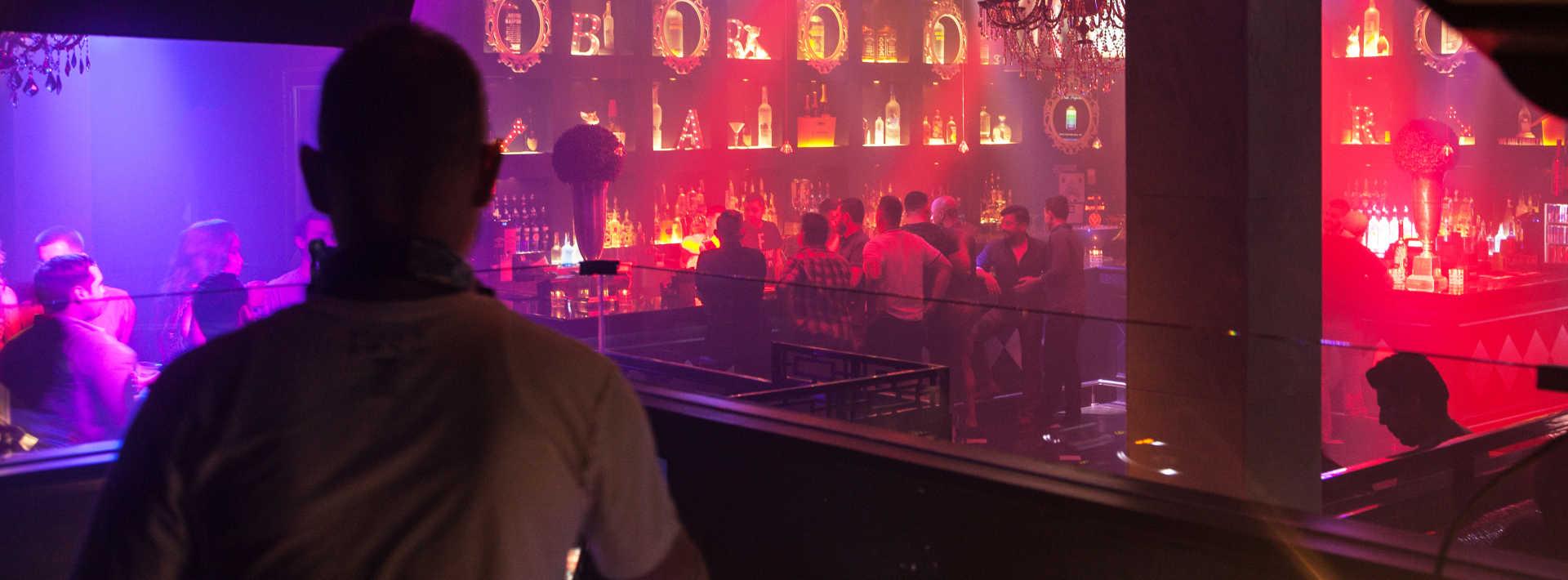 Houston LGBT Nightlife Bars Clubs Live Music