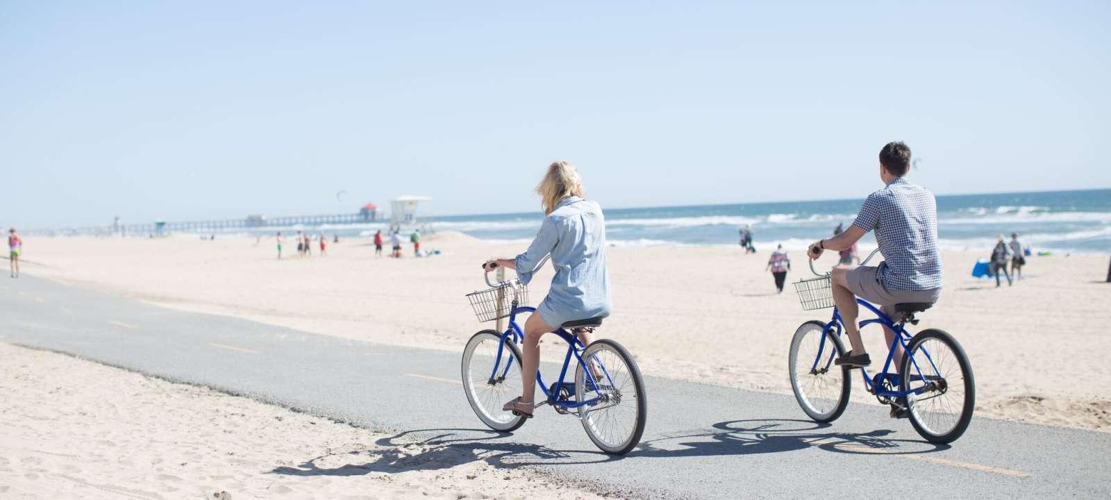 Huntington Beach Cycling Things to Do in Huntington Beach