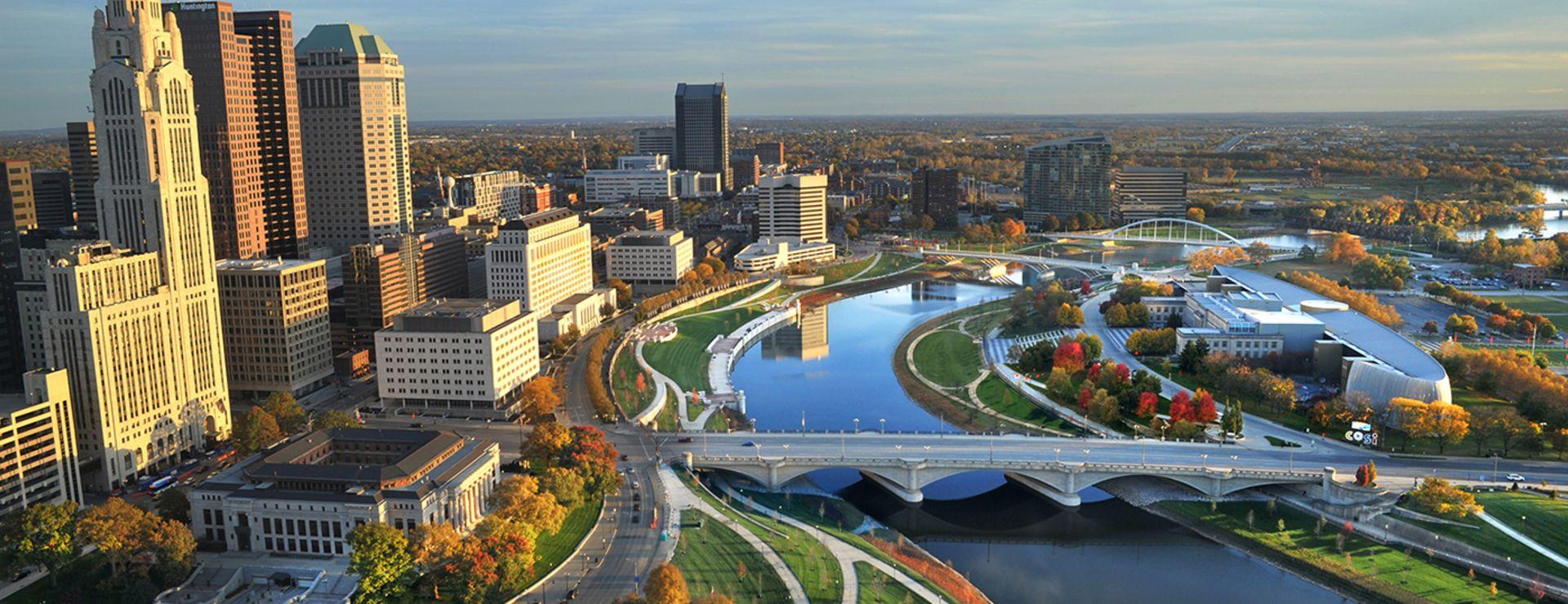 Maps of Columbus Ohio Interactive Downloadable Maps