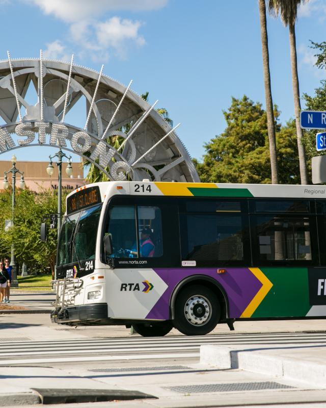 rta bus lines in new orleans. Black Bedroom Furniture Sets. Home Design Ideas