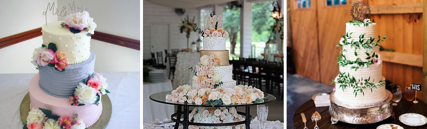 Top Wedding Cakes in Macon Sweet Treats