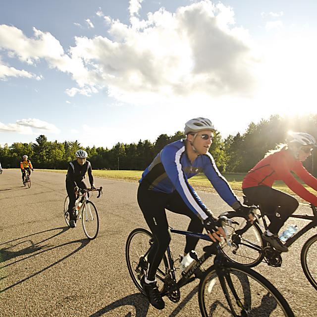 Biking in the Stevens Point Area