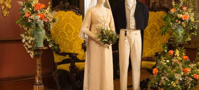 Pride & Prejudice Costumes at Biltmore