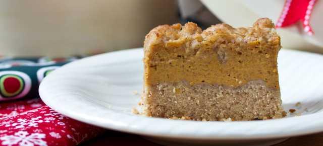 Creamy Pumpkin Pie Bars #Recipe | ExploreAsheville.com