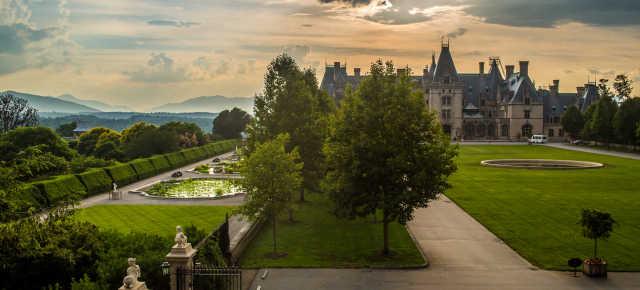 Biltmore & Italian Gardens