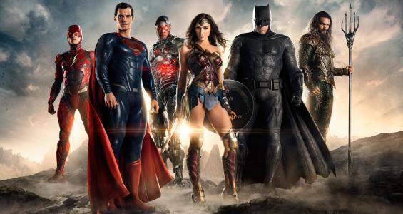 Justice League Footage