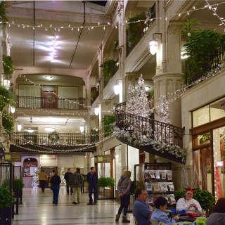 Grove Arcade Holidays
