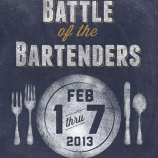 Battle of the Bartenders