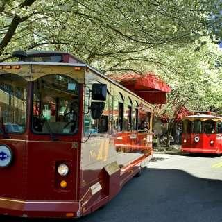 Trolley Tours Begin 2012 Season