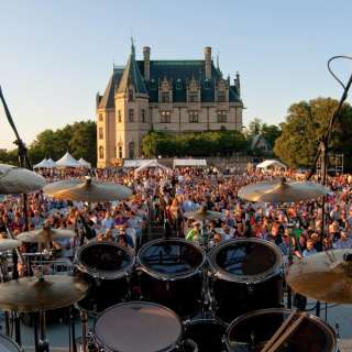 Rock Your Summer: Biltmore's 2015 Concert Series