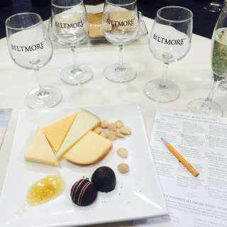 Biltmore Premium Wine Tasting