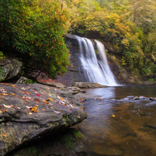 2015 Color Report: Silver Run Falls