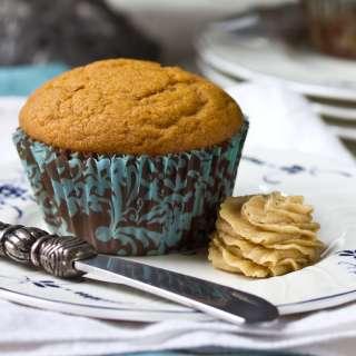 Easy Pumpkin Spiced Muffins #Recipe | ExploreAsheville.com