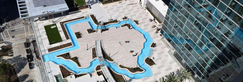 Marriott Pool