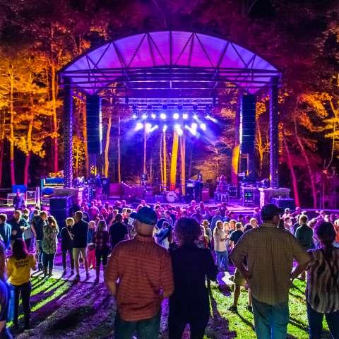 Asheville Live Music Calendar