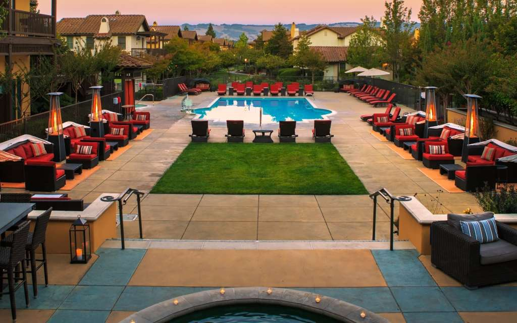 Official Hotel And Lodging Resource For Sonoma Valley Wine Country
