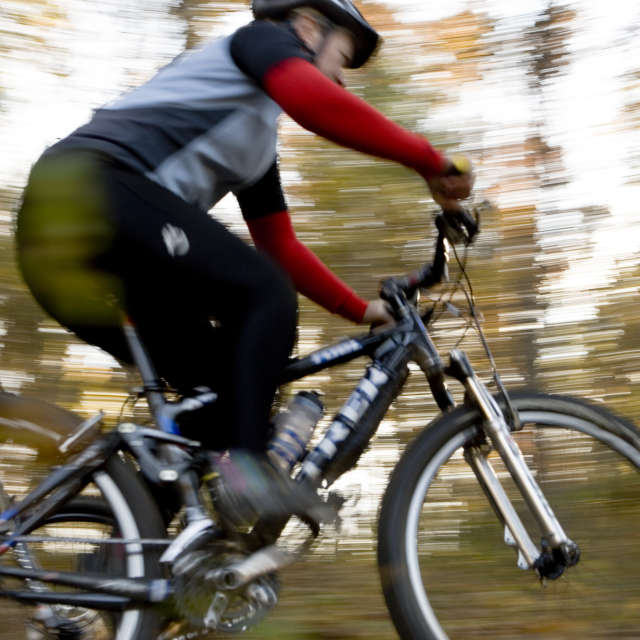Mountain Biking in Bent Creek