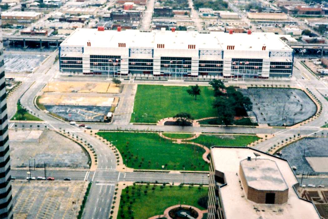 1987 - Where Discovery Green would take form