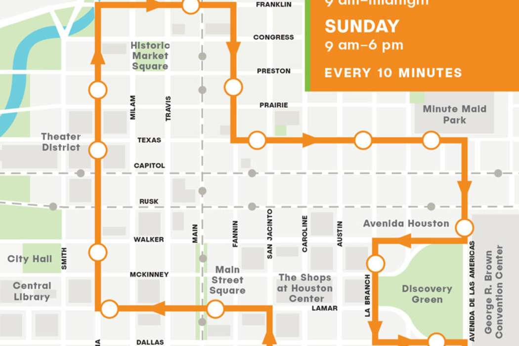 Greenlink - Orange Route