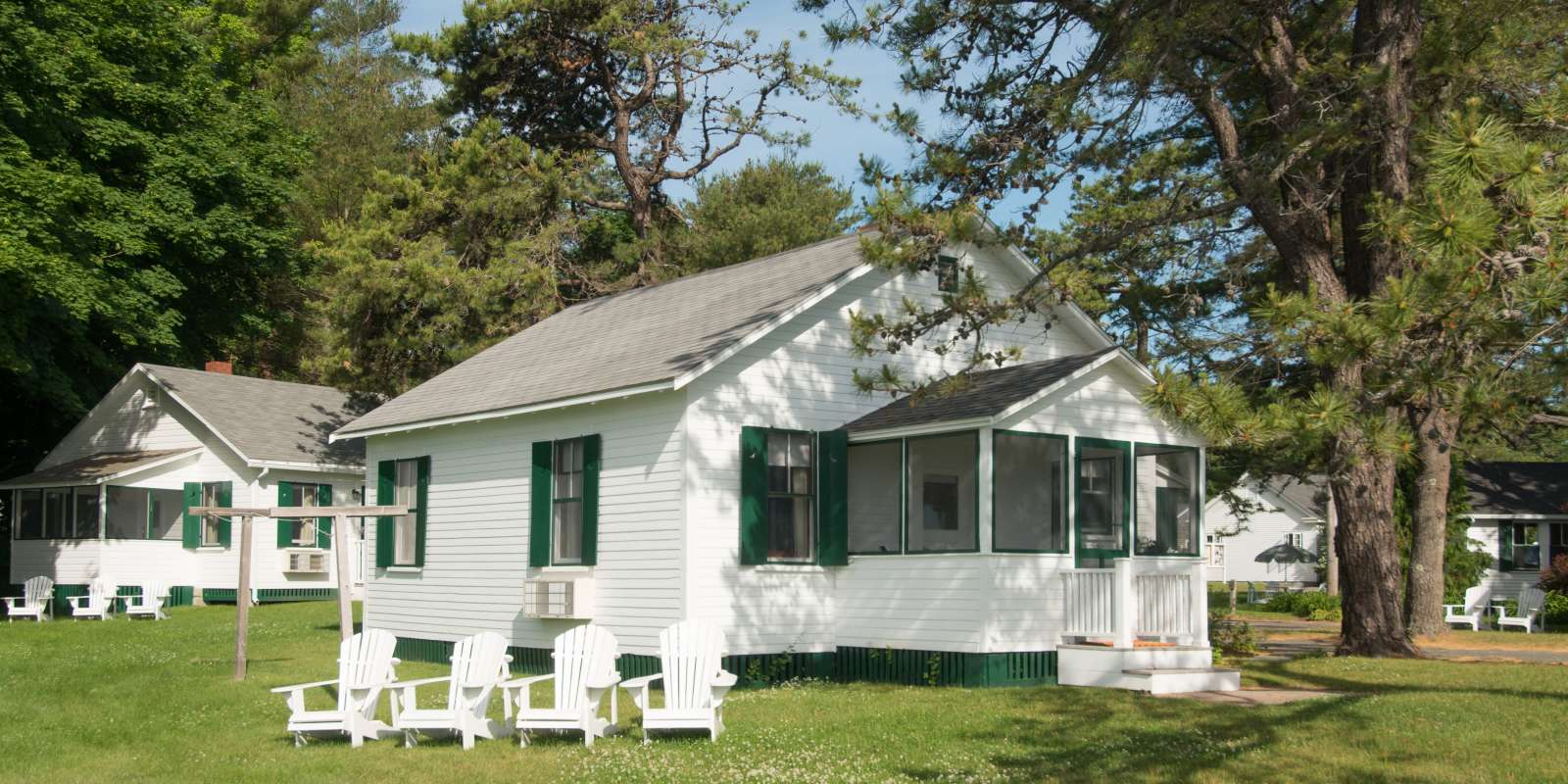 awesome camps and cottages #5: Maine Tourism Association