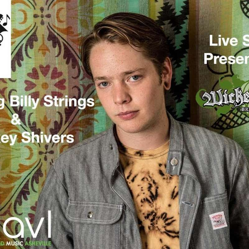 Video Thumbnail - youtube - Downtown After 5 with Billy Strings and Whisky Shivers