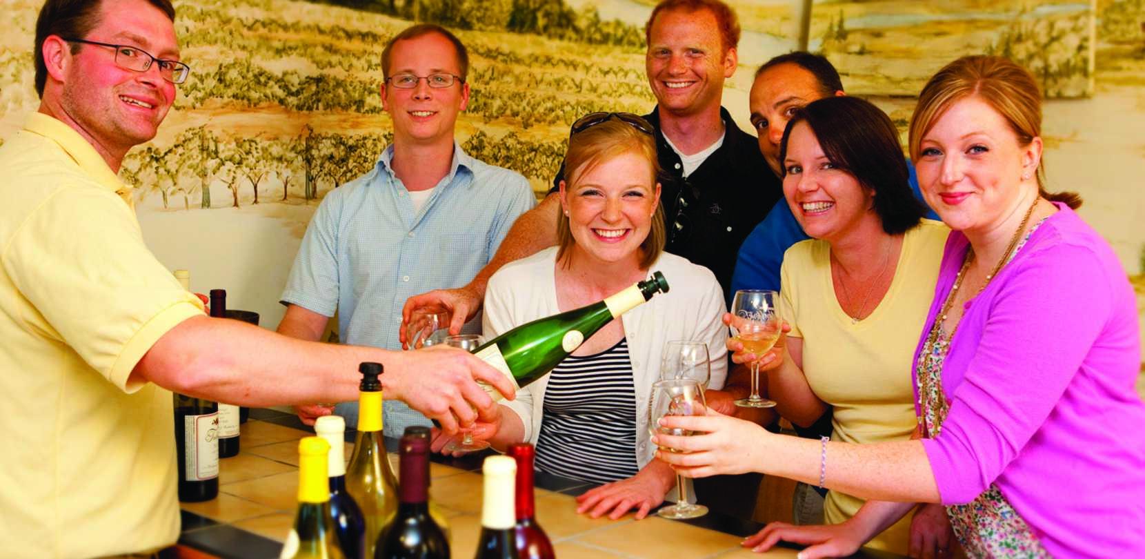 Wine » Tour Cayuga County