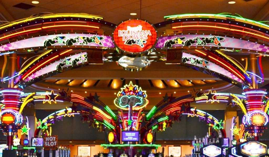 Casino shows shreveport gambling effects on microeconomic scale