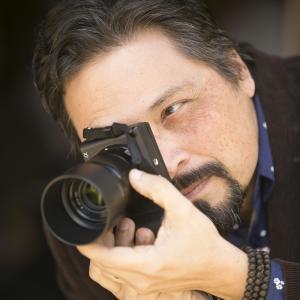 Oakland photographer Richard Koci Hernandez